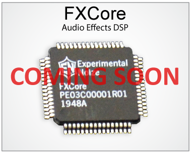 FXCore Audio Effects DSP by Experimental Noize