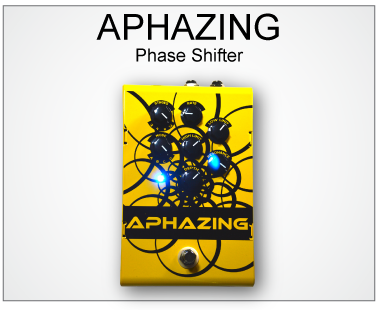 Aphazing | Phase Shifter Pedal