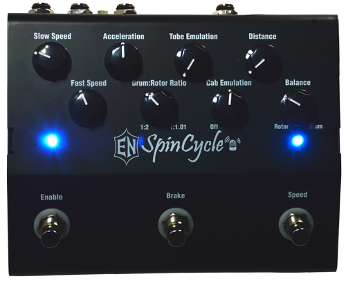 Experimental Noize | SpinCycle | Rotorary Speaker Emulator Pedal
